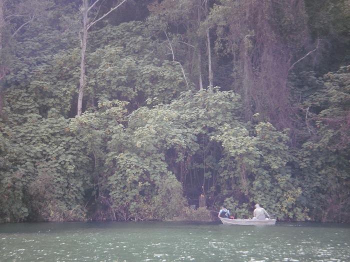 Relato de pesca 11: Las golonas de Zirahuén