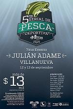 7mo. Torneo de Pesca Deportiva del Serial Zacatecas Suena Bien