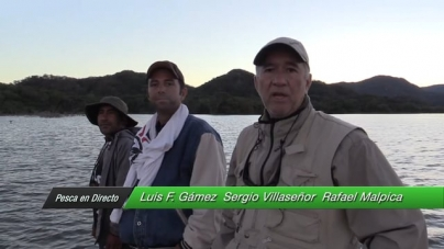 Pesca en Directo 2015: Episodio 2. Expedición Lobinas de Picachos, Sinaloa (parte 2)