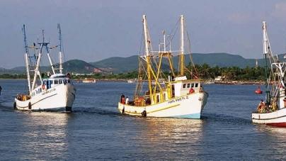 Calendario de inicio y fin de vedas en litorales mexicanos (noviembre y diciembre 2016)