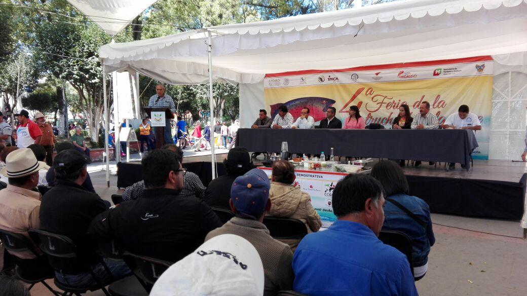Hidalgo, segundo estado sin litoral con mayor producción en acuacultura en México