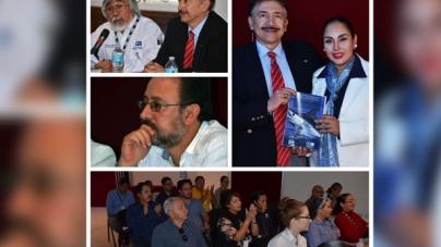 """Presentan libro """"La Reglamentación de la Pesca Deportiva en México y BCS"""""""