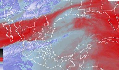 Vientos fuertes y tolvaneras en el noroeste y norte de México
