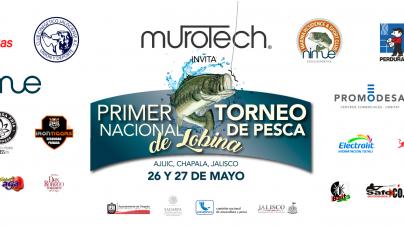 Primer torneo nacional de pesca de Lobina, Ajijic, Chapala, Jalisco