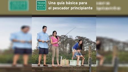 Guía básica para el pescador principiante