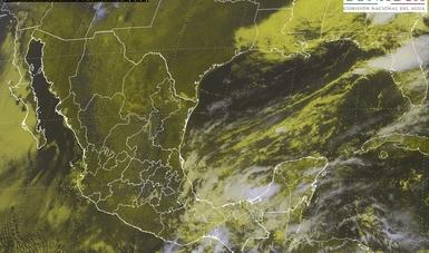 Se pronostican tormentas fuertes a muy fuertes en distintos puntos de la república