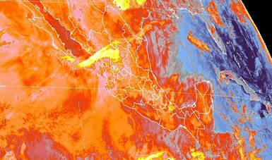 Se esperan tormentas fuertes en Coahuila y Chiapas
