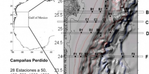 Expedición científica mexicana recolecta especies a más de 3 mil metros de profundidad en el Golfo de México *