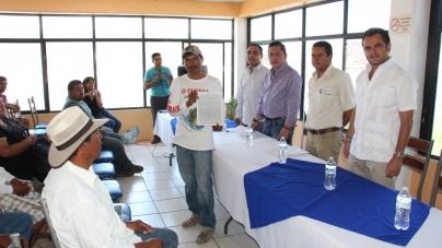 Termina veda y empieza temporada de pesca de tilapia y carpa en la presa Zimapán