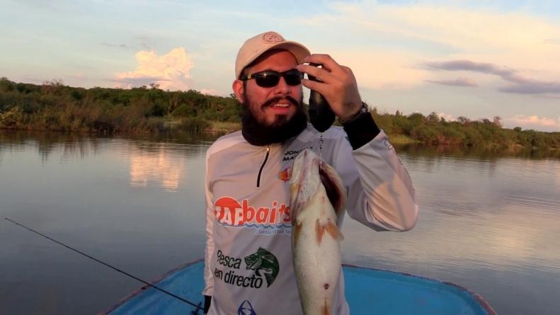 Pesca en Directo – Pesca nocturna en la presa Josefa Ortiz de Domínguez – Ep.9, Temp 7