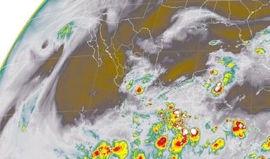 Se pronostican tormentas intensas para el sureste del país
