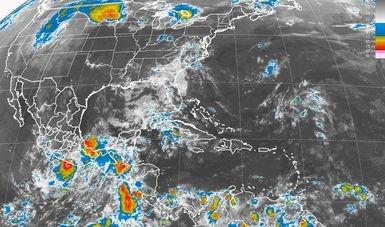 Tormentas torrenciales se esperan en Oaxaca