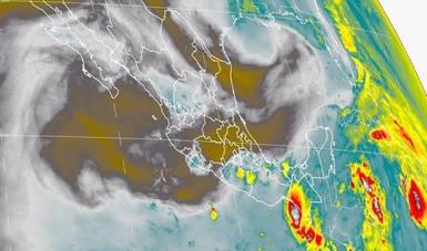 Continuarán tormentas intensas en Chiapas y Oaxaca