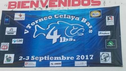 V Torneo Celaya Bass 4 lbs.