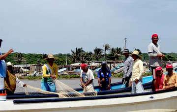 Dos mil pescadores viven de la pesca ribereña de escama marina en el litoral veracruzano: INAPESCA