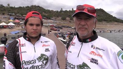 Pesca en Directo – V Torneo Celaya Bass 4 libras (primera parte)