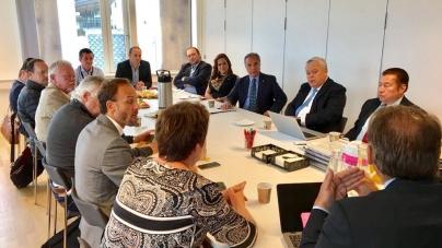 Apoyará Noruega a empresas del sector acuícola de Michoacán