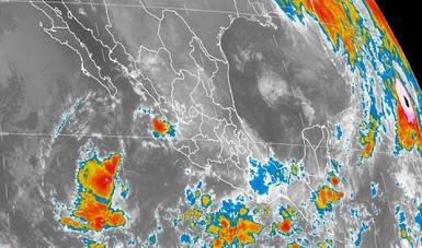 Tormentas intensas se pronostican para el sur del territorio nacional