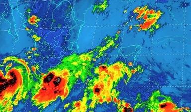 Tormentas torrenciales se esperan a causa de la intensificación del huracán Max
