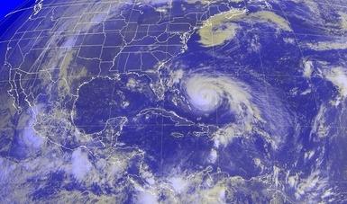 Continuarán lluvias y tormentas en distintas partes del país