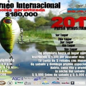 9° Torneo Internacional Monclova Bass 2017