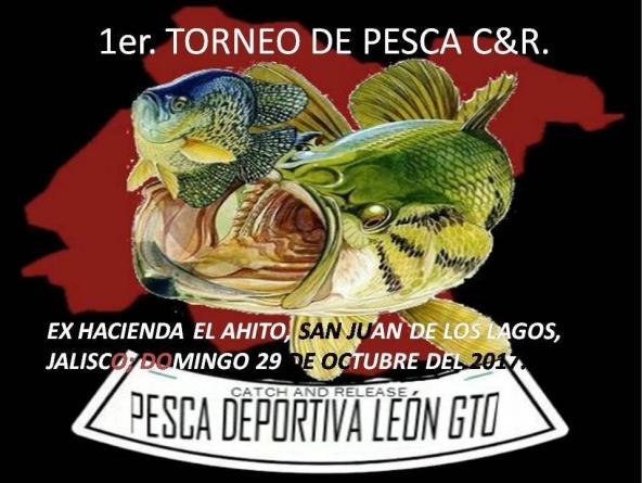 1er Torneo de Pesca C&R