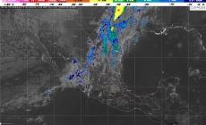 Para las próximas horas se prevén nevadas o aguanieve en las sierras de Baja California, Sonora, Chihuahua y Durango