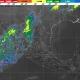 Tormentas con granizo y fuertes ráfagas de viento en Nuevo León, Coahuila, Tamaulipas y San Luis Potosí