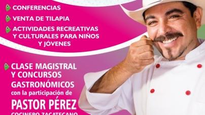 5ta Feria de la Tilapia Zacatecas 2018