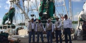 Expertos del Departamento de Estado de los Estados Unidos, verifican uso de los Dispositivos Excluidores de Tortugas Marinas (DET) Veracruz y Tamaulipas