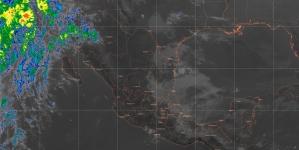 En Veracruz y Oaxaca se prevén lluvias fuertes