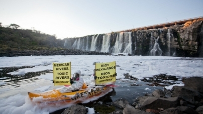 Greenpeace: Datos sobre el Día Mundial del Agua