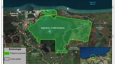 La laguna de Mecoacán en Tabasco será decretada Área Natural Protegida y Manglares Interiores de Tenosique como sitio Ramsar