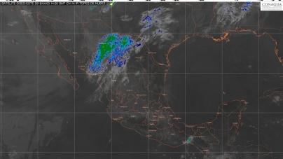 Se prevén vientos fuertes con rachas superiores a 60 km/h y posibles tolvaneras en Coahuila, Nuevo León y Tamaulipas