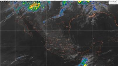 Vientos fuertes con rachas mayores a 50 km/h y posibles tolvaneras se prevén en Coahuila, Nuevo León y Tamaulipas