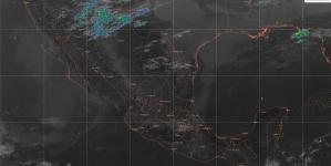 En Coahuila, Nuevo León y Tamaulipas se prevén lluvias de muy fuertes a intensas, granizadas, vientos y torbellinos o tornados