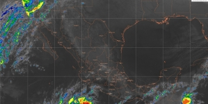 Para Chiapas, se pronostican lluvias fuertes en las próximas horas