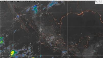 Se pronostican vientos fuertes con rachas superiores a 60 km/h y tolvaneras para Baja California, Sonora, Chihuahua y Durango