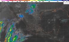 Lluvias muy fuertes se prevén en el centro y el sur de Veracruz y el norte de Oaxaca y Campeche