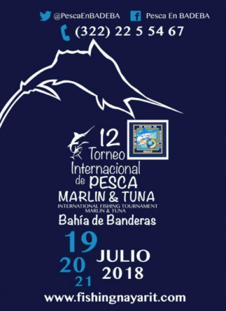 12 torneo internacional de pesca de marlin y tuna 2018
