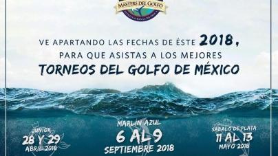 Masters del golfo: Torneo del Golfo de México 2018