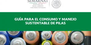 Guía para el consumo y manejo sustentable de pilas