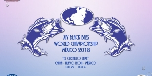 XIV Black Bass World Championship México 2018
