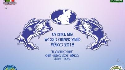 XIV Black Bass World Championship México 2018