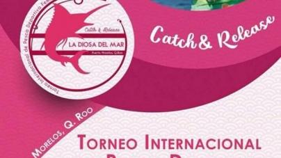 Torneo internacional de pesca deportiva femenil: la diosa del mar 2018
