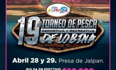 19 Torneo de pesca deportiva y recreativa de lobina