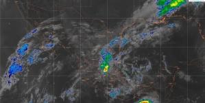 Se prevén tormentas muy fuertes en zonas de Nuevo León, San Luis Potosí, Zacatecas, Jalisco, Michoacán, Morelos, Guerrero, Oaxaca y Chiapas.