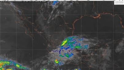 Hoy se prevén nublados con lluvias muy fuertes en regiones de Puebla, Jalisco, Michoacán, Guerrero, Oaxaca y Chiapas