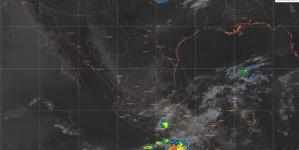 En las próximas horas se prevén lluvias muy fuertes en Michoacán, Oaxaca y Chiapas