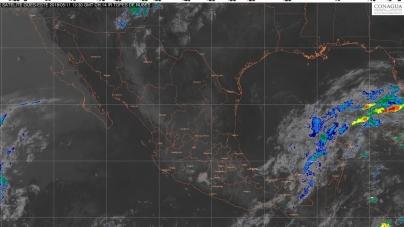 Se pronostican lluvias muy fuertes para Oaxaca y Chiapas